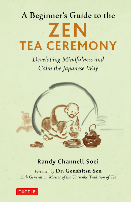 Cover of A Beginner's Guide to the Zen Tea Ceremony